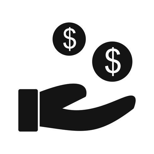 Vector koper pictogram