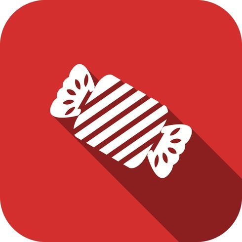 Vector icono de caramelo