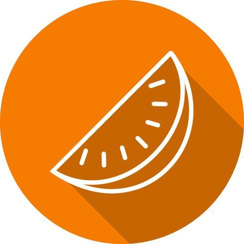 Vector Watermelon Icon