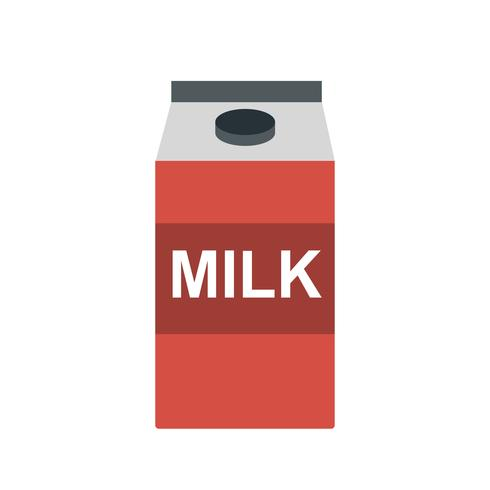 Vektor-Milch-Symbol