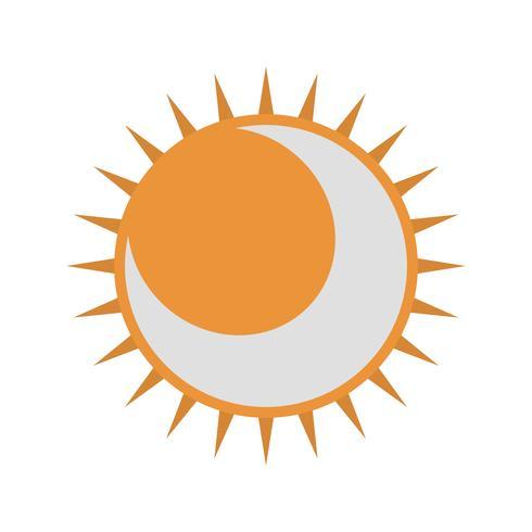 Eclipse-Vektor-Symbol