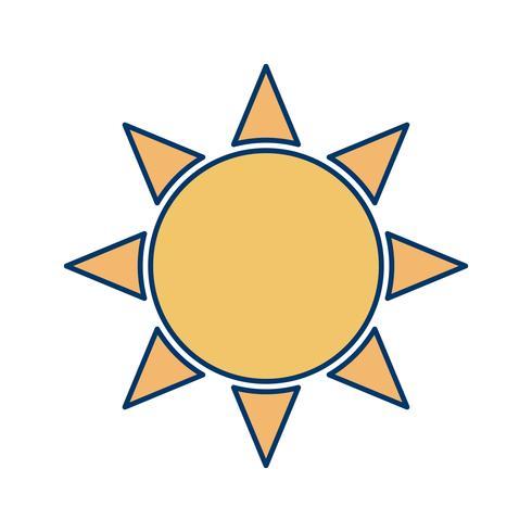 Icono de Vector de brillo