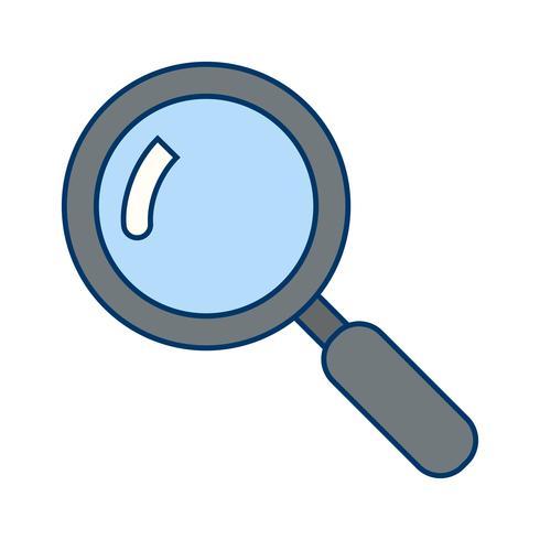Vector encontrar ícone