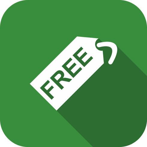 Vector Free Tag Icon