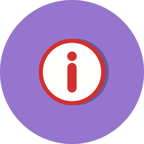 Informatie Vector Icon