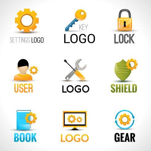 Paramètres du logo