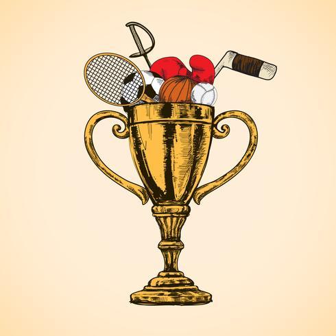 Coupe du trophée sportif