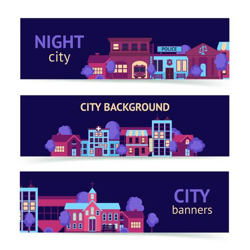 Stadt Banner horizontal