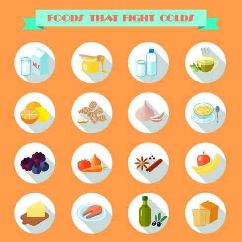 Essen für kalte Symbole