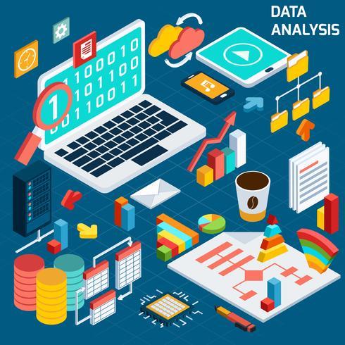 Análisis de datos isométricos