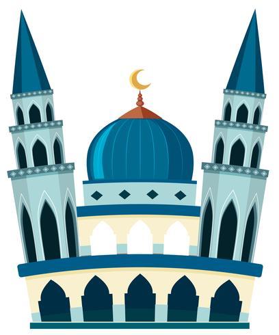 Mosque Minar 3d Model Free Download