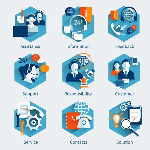 Concept de service à la clientèle