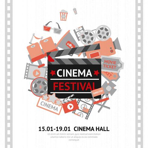 biograffestivalen affisch