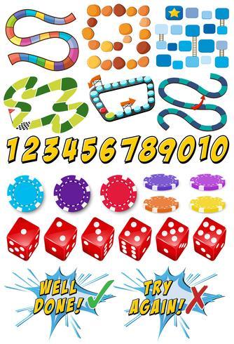 Modèles de jeu et articles de casino