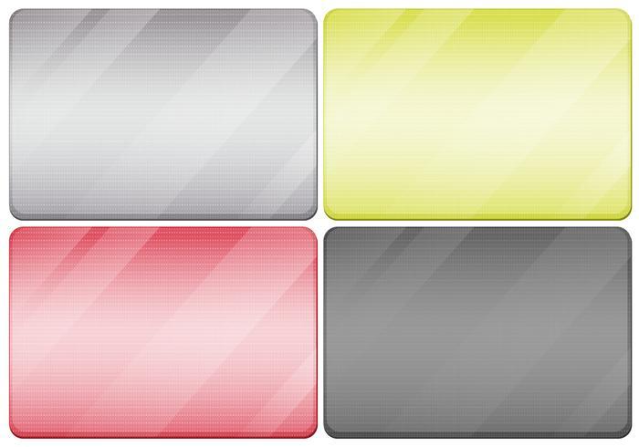 Trame metalliche in quattro colori