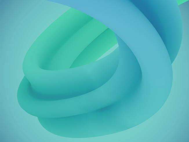 Färgrik abstrakt form bakgrund för reklam, vektor illustration