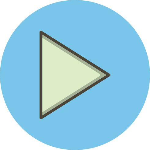 Vektor-Symbol zu spielen