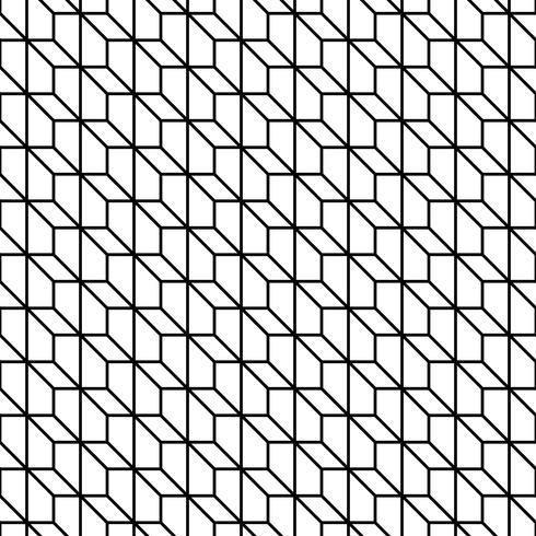 Coloring pages of random designs ~ Geometrical Seamless Pattern Vector - Download Free Vector ...