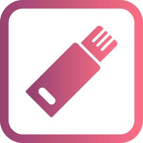 USB-Vektor-Symbol