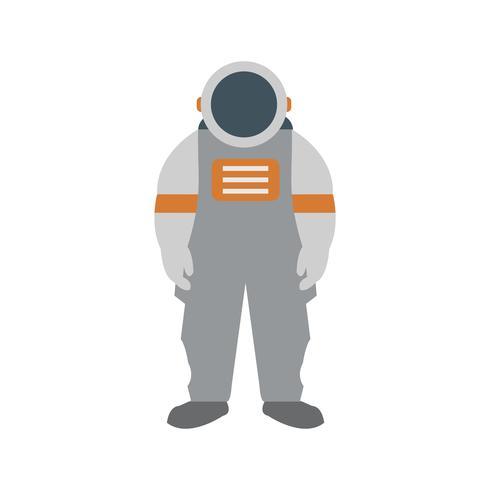 Astronout-Vektor-Symbol vektor