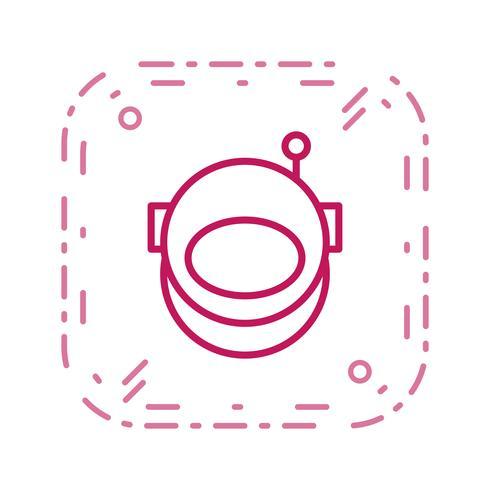 icône de vecteur astronout
