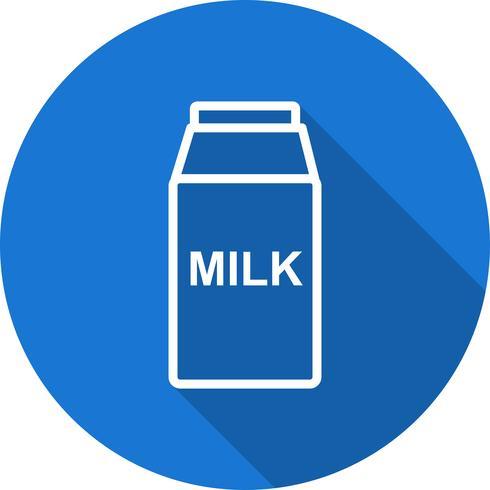 Vector Milk Icon