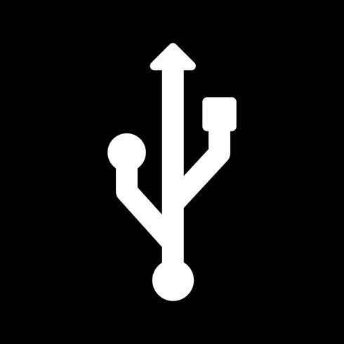 Icône de vecteur de connexion