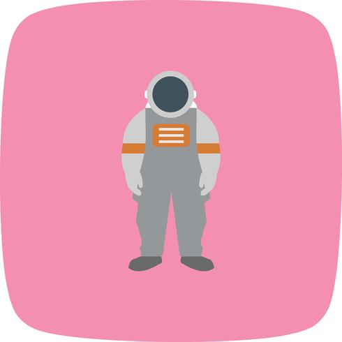 Astronout Vector Icon
