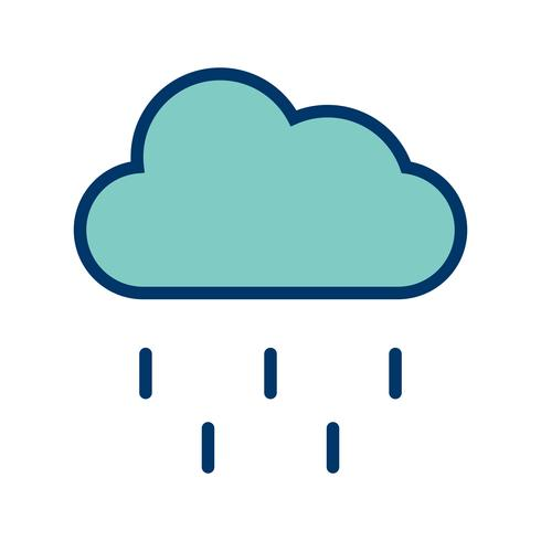 Regen Vector Icon