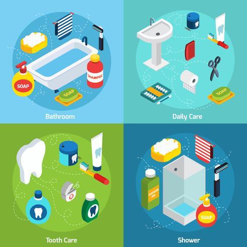 Conceito De Higiene Pessoal Download Vetores Gratis Desenhos De