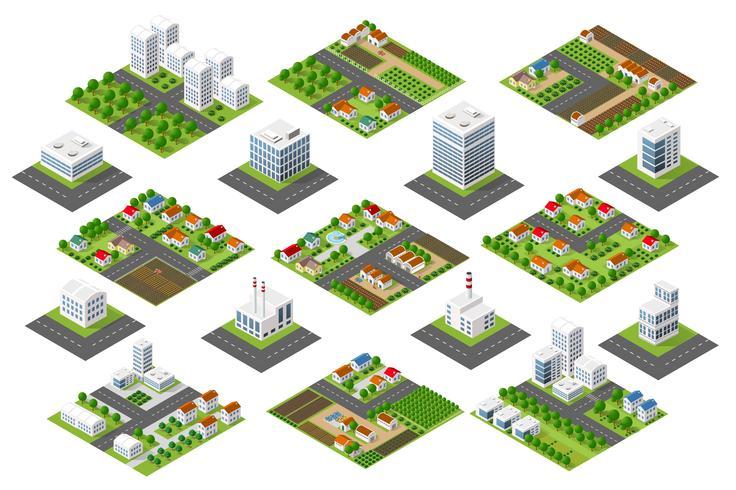 set of Urban district