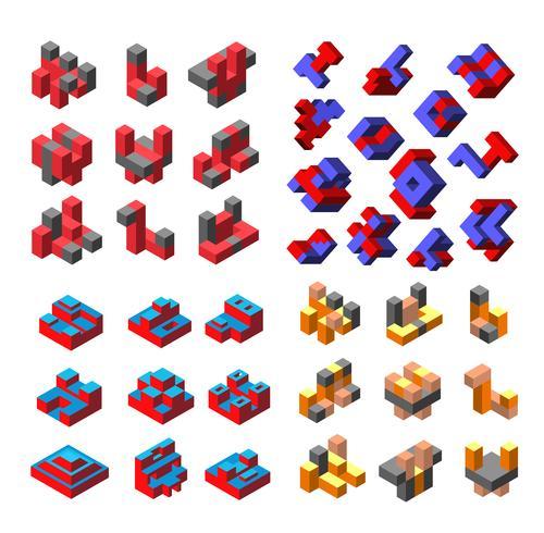 Abstrakt isometrisk