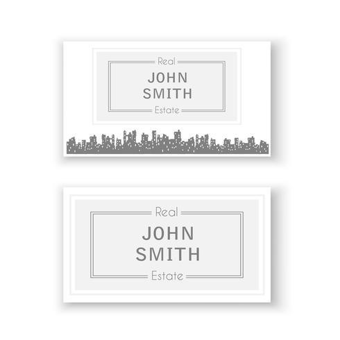 Modèles de cartes de visite