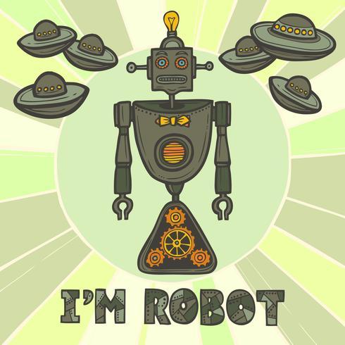 Diseño de robot inconformista