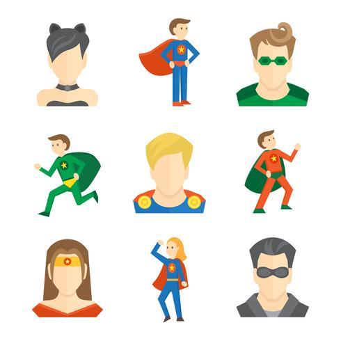Ícone de super-herói