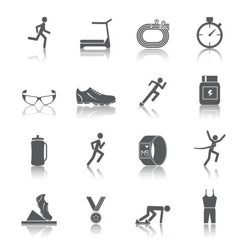 Esecuzione di icone impostate