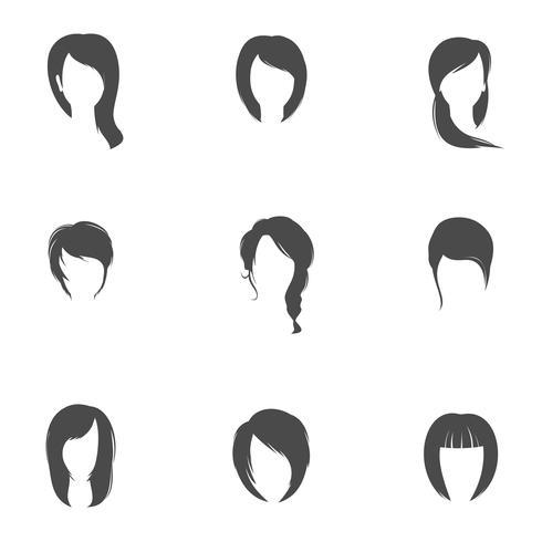 Jeu de cheveux fille