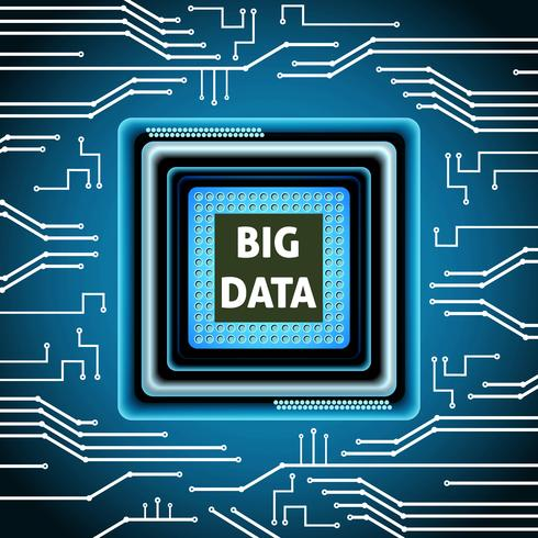 Microchip Big Data Hintergrund