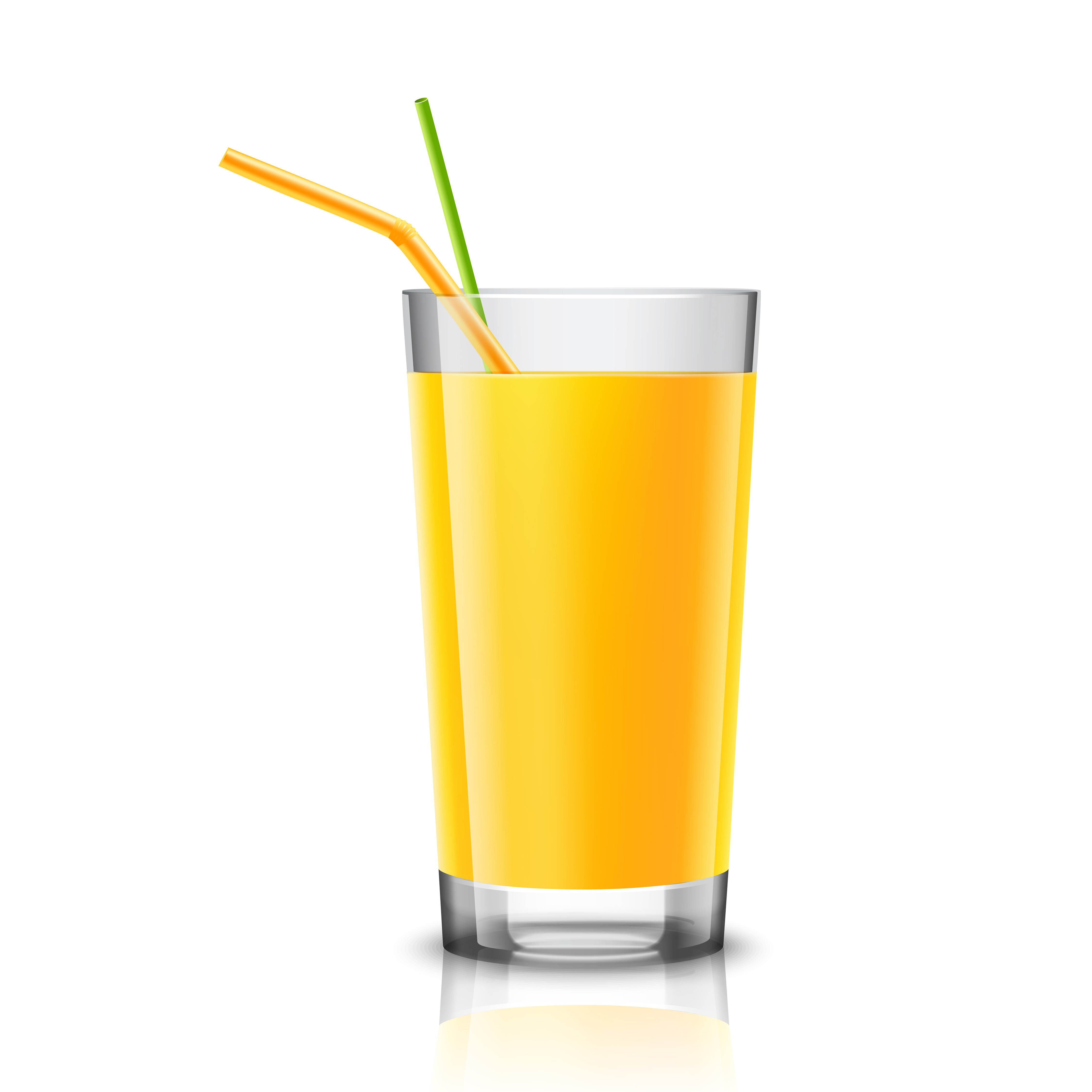 Orange juice glass - Download Free Vectors, Clipart ...