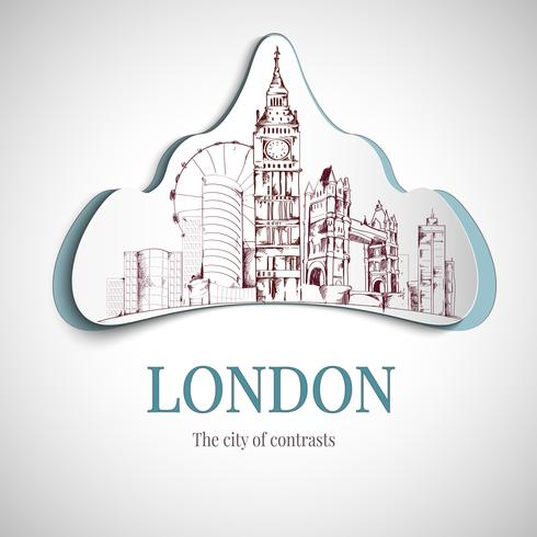 Emblema della città di Londra