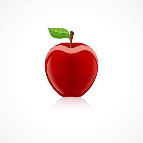 Apple frukt ikon