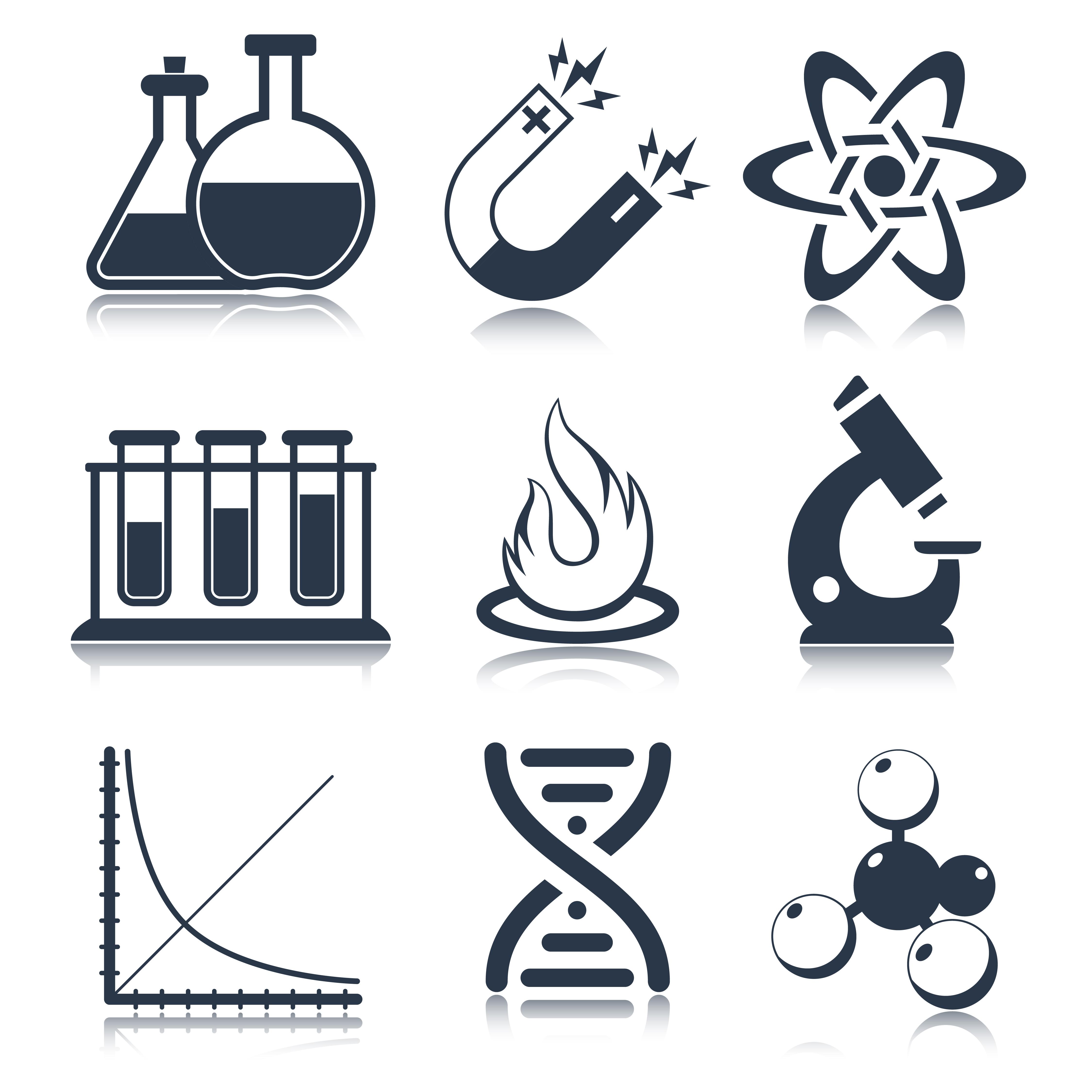 Эмблемы для физики с картинками
