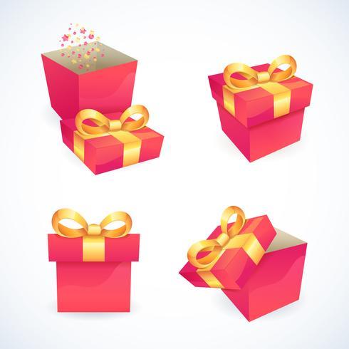 Box- und Paketsymbole