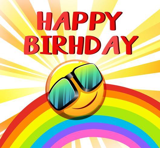 Alles Gute zum Geburtstag Vorlage