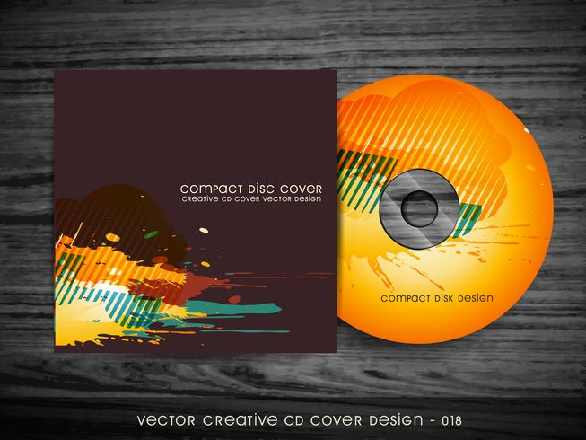cd cover ontwerp