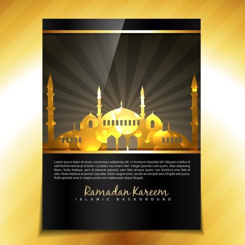 modello di festival eid