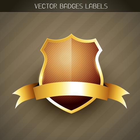 elegant label
