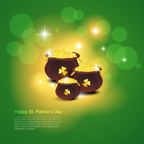 st. patricks day design