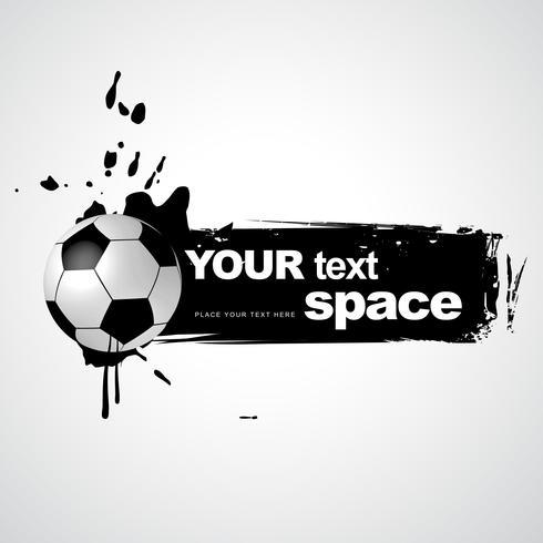 fútbol grunge