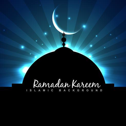 masque ramadan backgorund